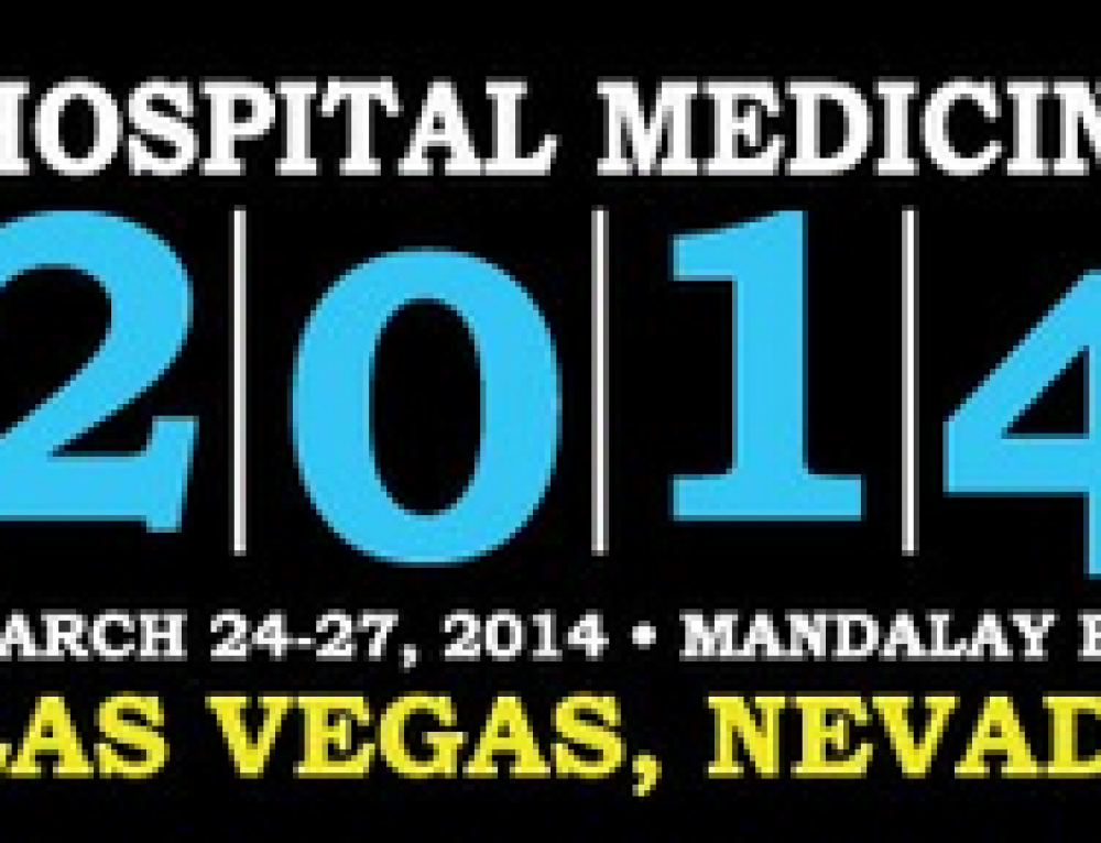 Lightning Bolt to be presented as a case study in a special session on hospitalist scheduling models at HM 2014