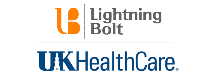 UK Lightning Bolt Logo
