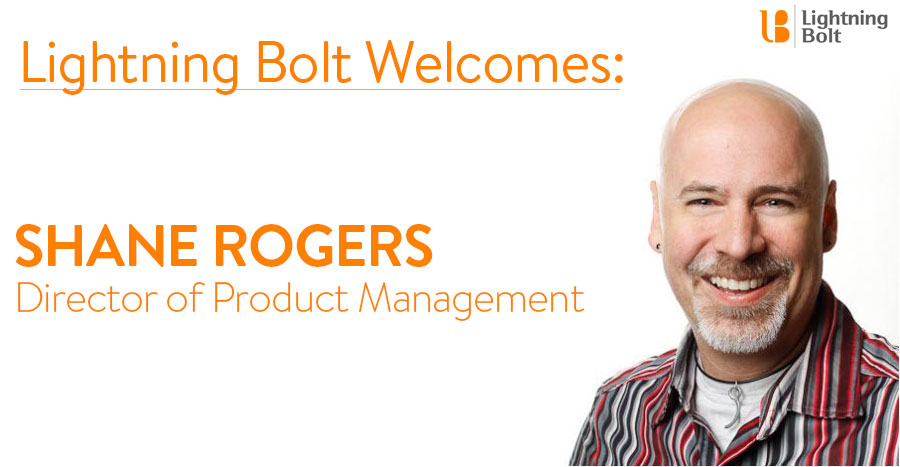 PRESS RELEASE: Lightning Bolt Announces Shane Rogers as Director of Product Management