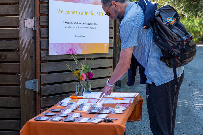 Physician checks in at Mindful MD