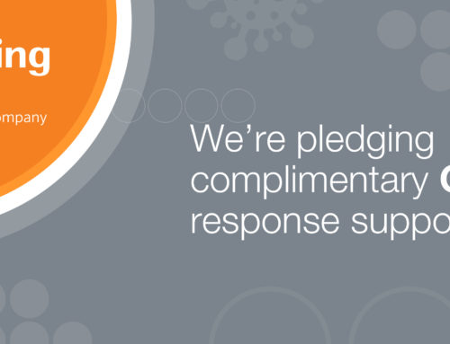 We're Pledging Complimentary Support During the COVID-19 Response