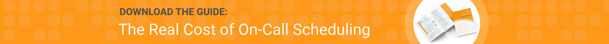 Real Cost On Call Scheduling